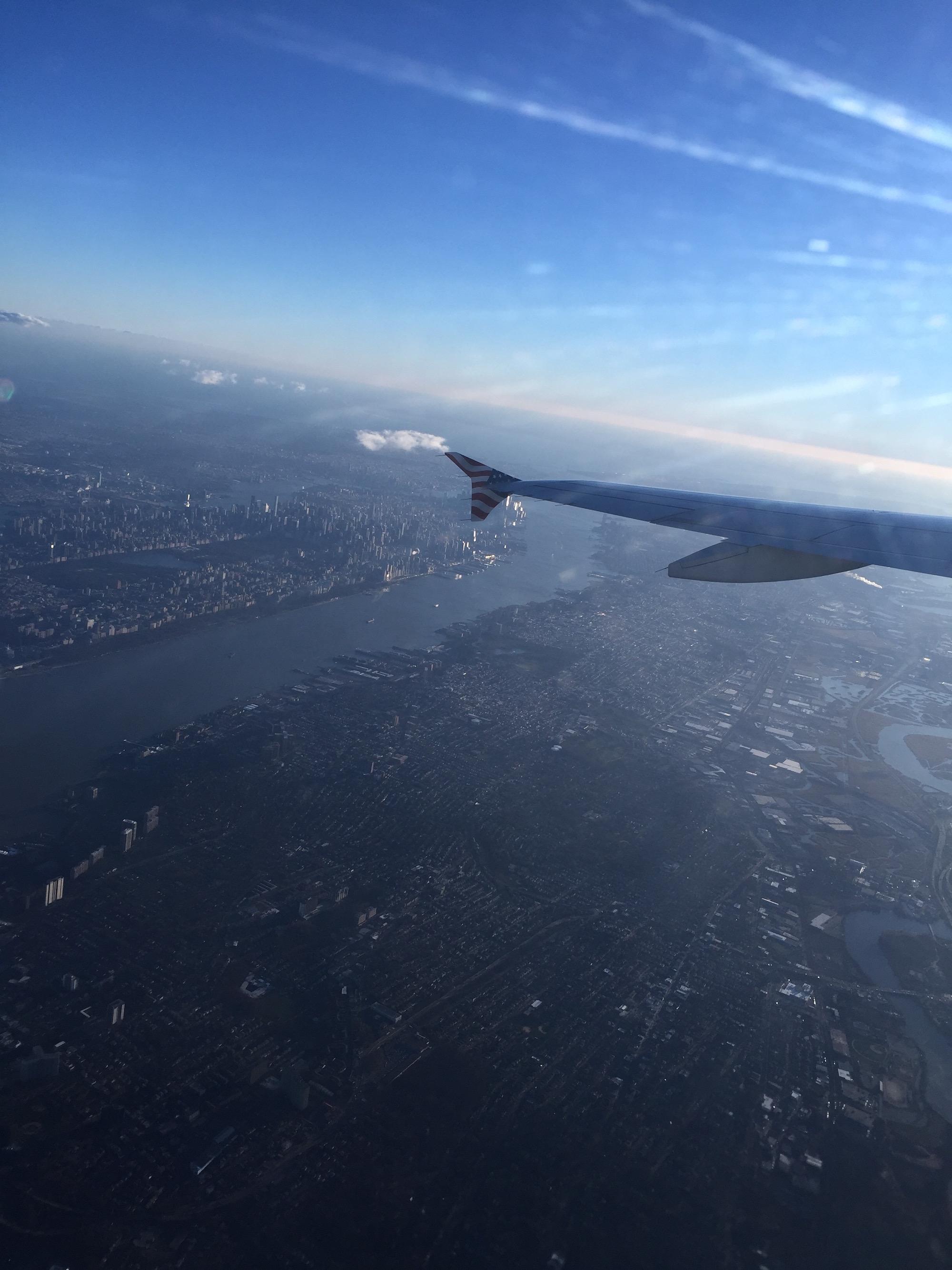 avion new york