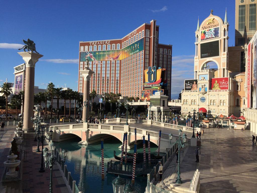 Treasure Island and The Venetian