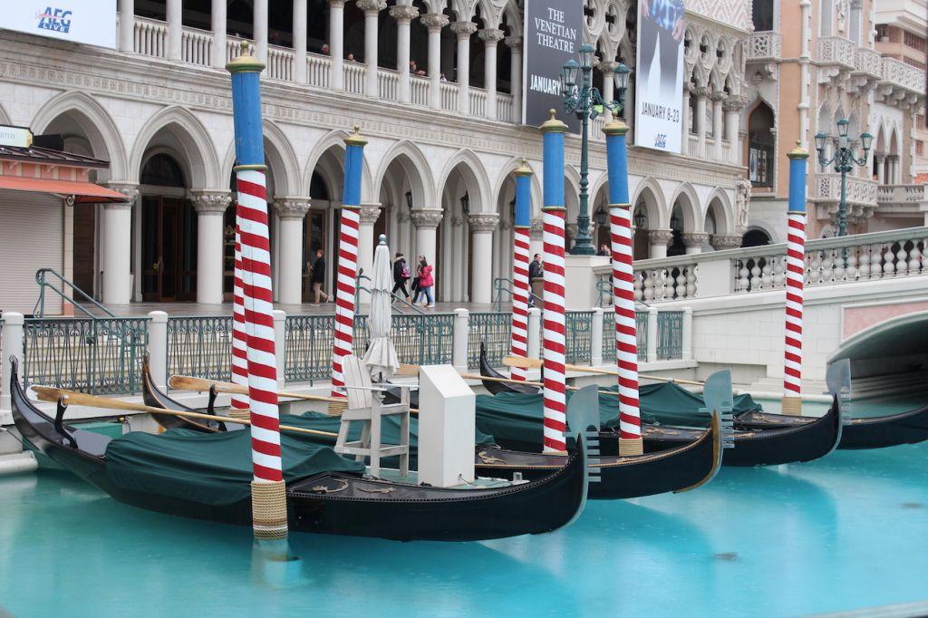 Venezia las vegas The Venetian