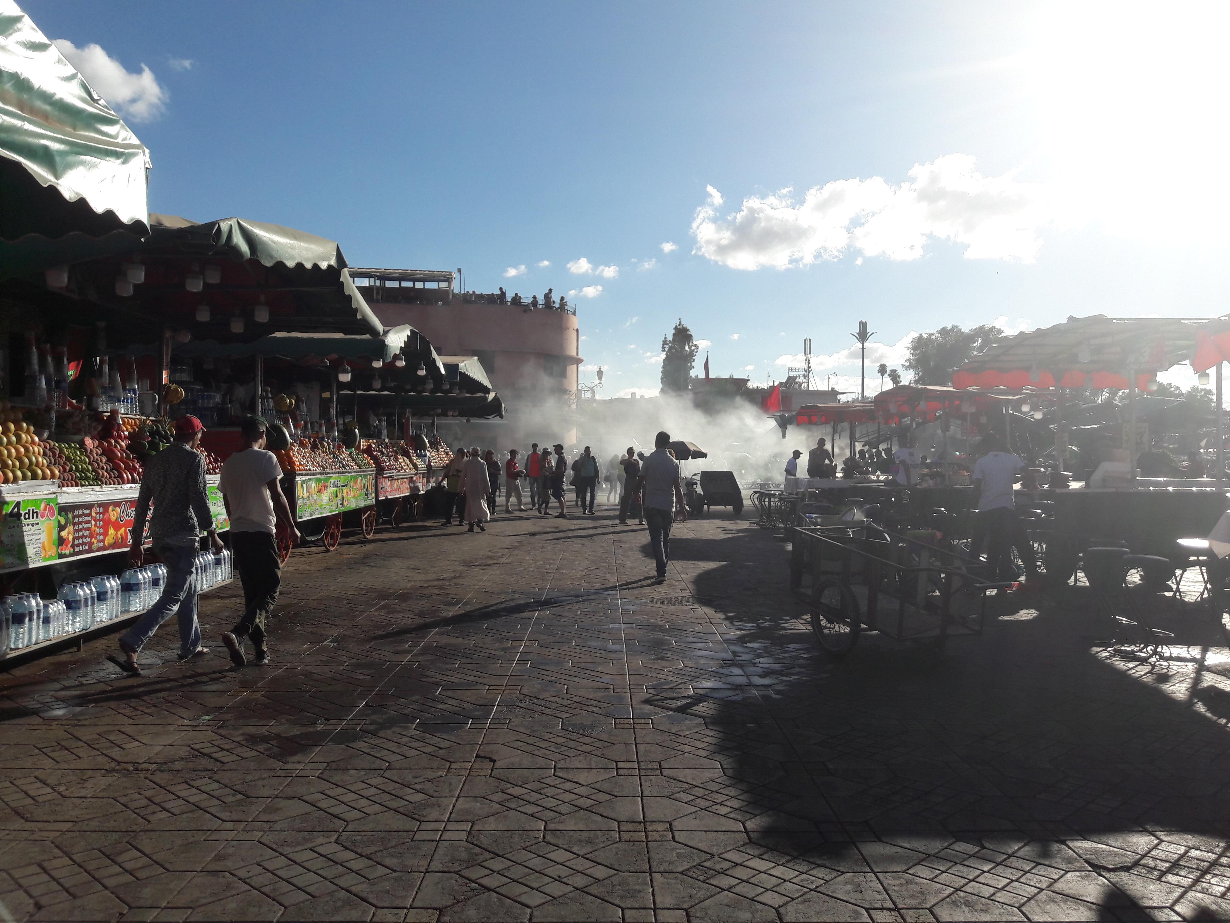 jemma el fna marrakech